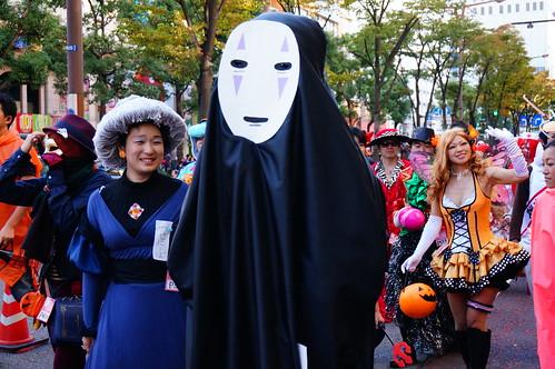 Kawasaki Halloween Parade 2013 101