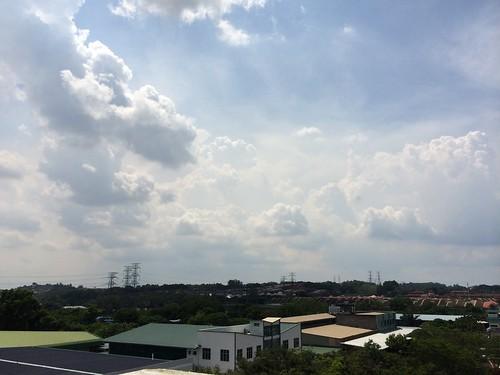 Koleksi awan nano di Kawasan Perindustrian Sungai Buloh by aimedianet