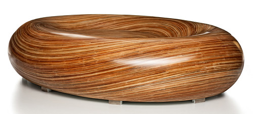 modern designer coffee table