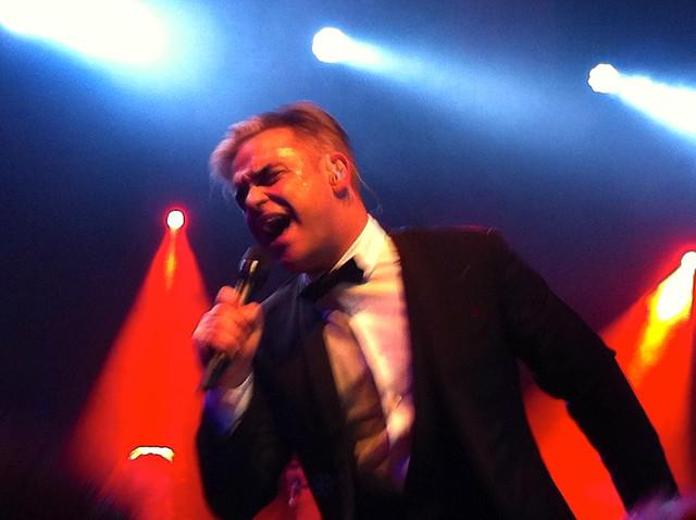 Magic Robbie Williams