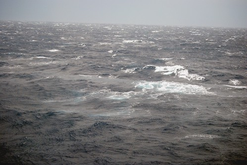 Rough Seas!