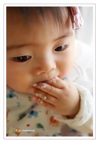 子供写真 赤ちゃん写真 ベビーフォト 1才のお誕生日記念 名古屋市守山区 出張撮影