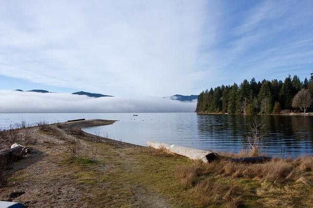 Porpoise Bay Fog 3