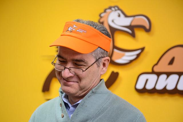 Steve Green at Dodo Pizza