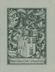 Carlyon-Britton bookplate