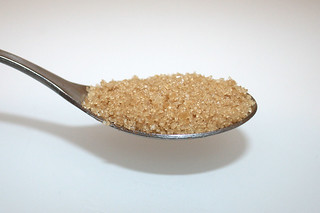 11 - Zutat brauner Zucker / Ingredient brown sugar