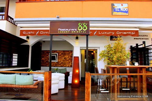 Restaurant 88, La Caleta