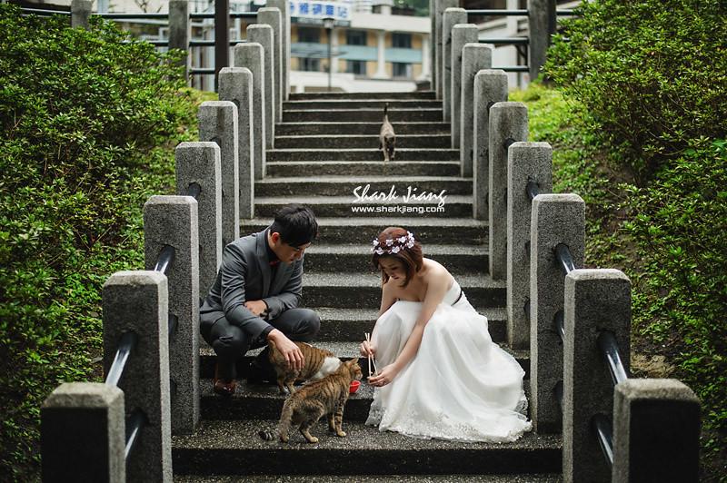豐益&Sappho 自助婚紗