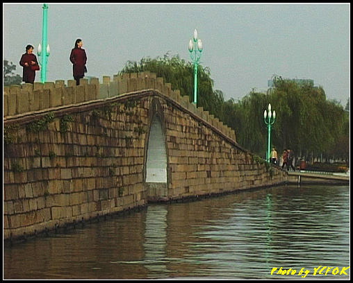 杭州 西湖 (其他景點) - 149 (白堤上的錦帶橋)