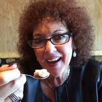 Jan with ice cream