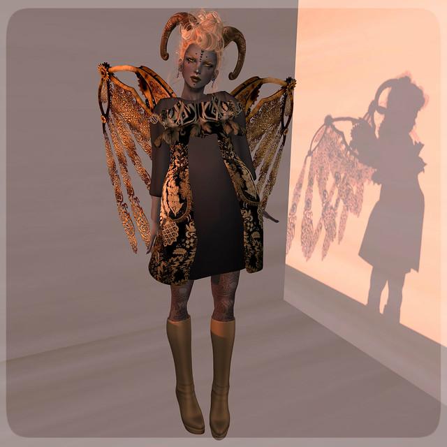 Metal wings (2)