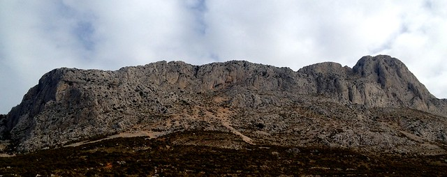 Iphone Bernia Ridge Spain #bernia #dailyshoot #Benidorm