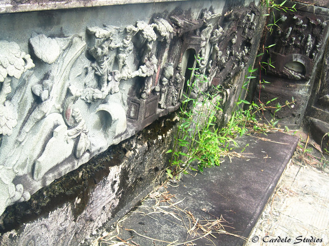 Bukit Brown - Tomb of Ong Sam Leong 05