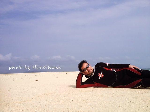 常連のOさんも初めての浜島を満喫しました♪