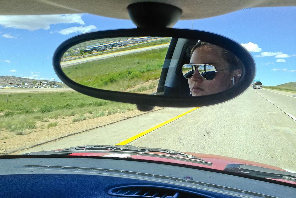 American Road Trip: Wyoming I