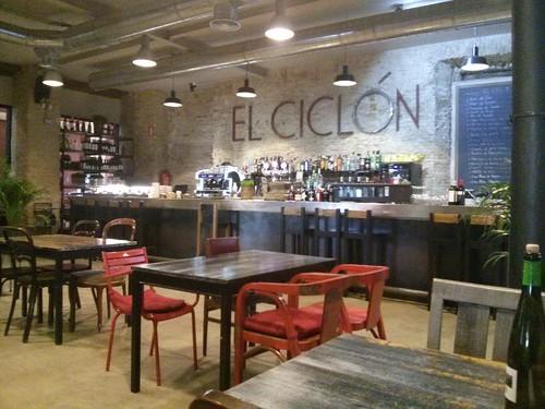Zaragoza | El Ciclón | Restaurante