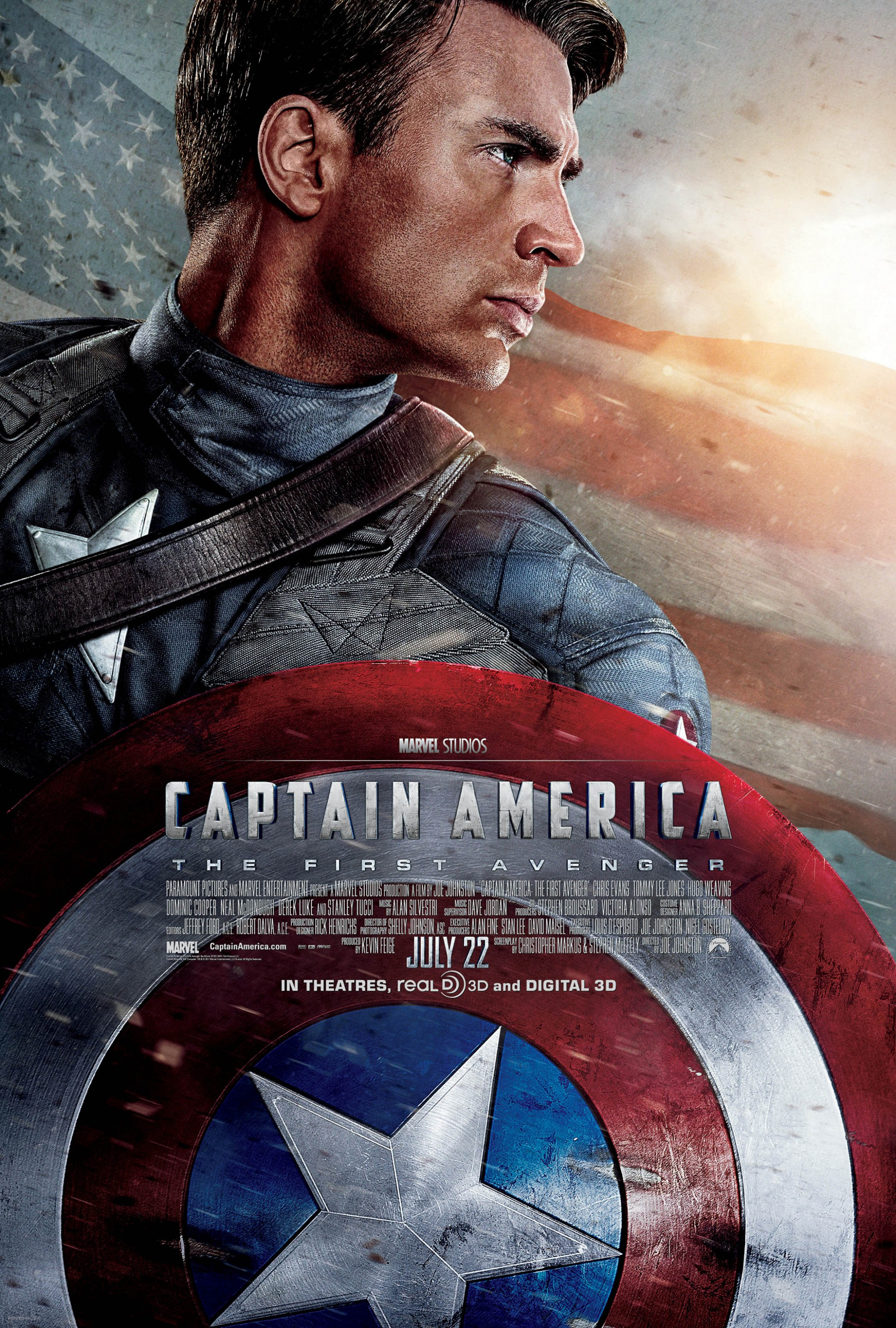 Captain America- The First Avenger (2011)
