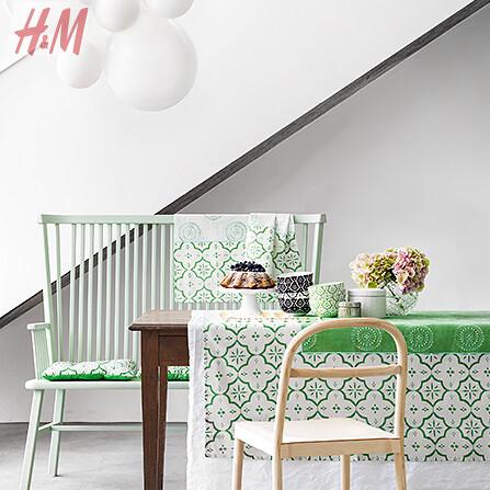 H&M S/S 2014