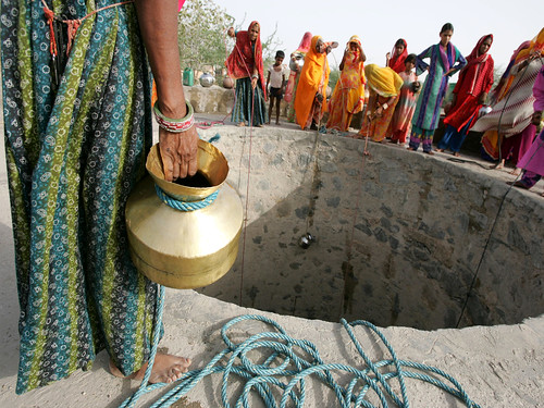 भारत में बढ़ता जल संकट