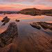 Touws River Sunset Pink by Panorama Paul