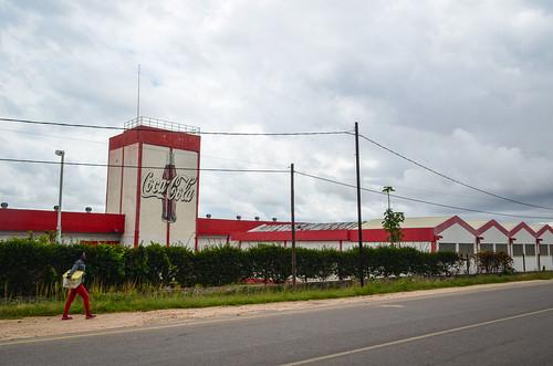 Cocacola factory, Lubango