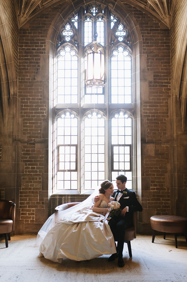 Celine Kim Photography intimate winter wedding MJ Toronto Hart House-23