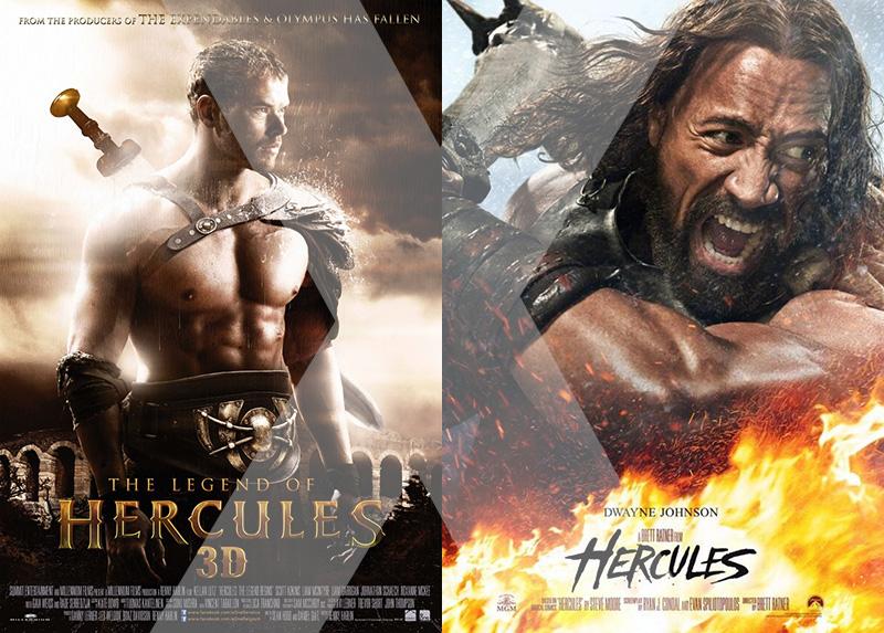 Hércules Vs. Hércules