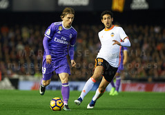 Valencia CF - Real Madrid CF