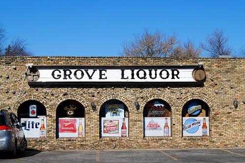 Grove Liquor, Union Grove Wisconsin