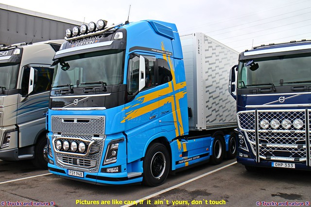 Volvo FH16 750 Performance Edition