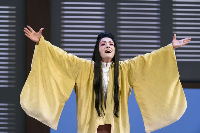 Ermonela Jaho in Madama Butterfly © ROH 2017. Photograph by Bill Cooper