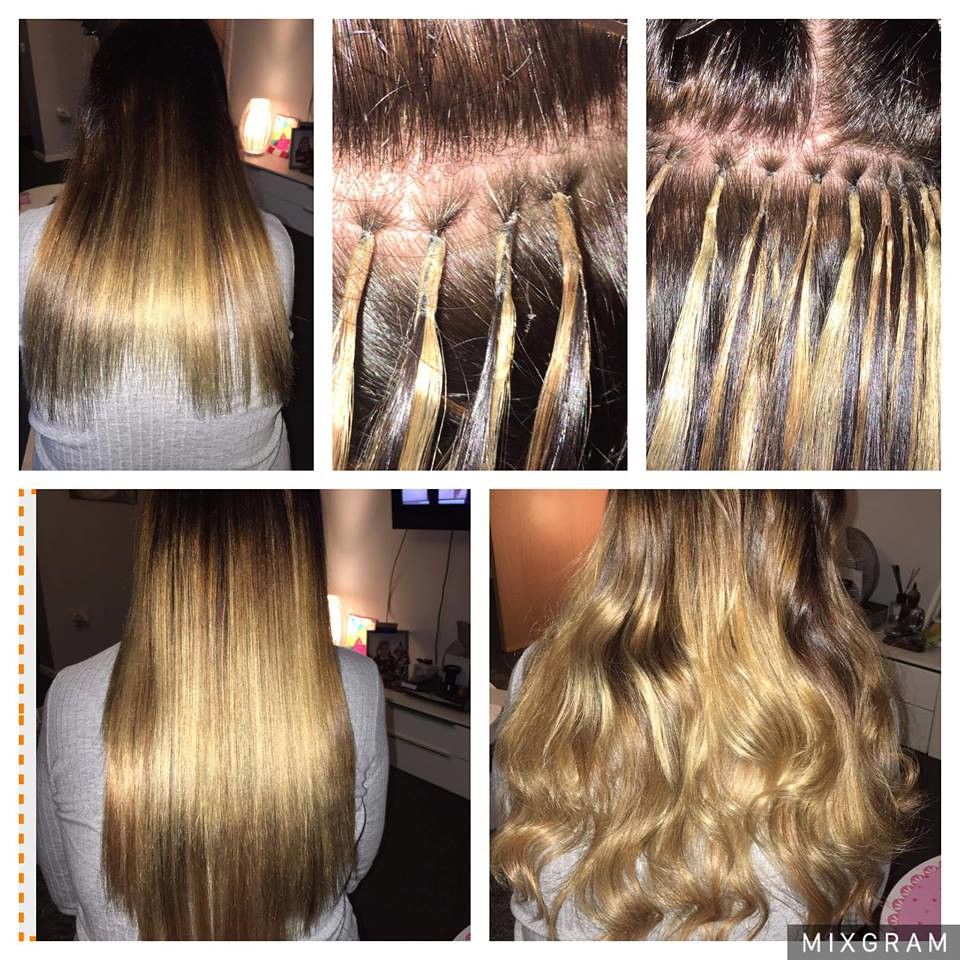 Manchester  Hair Extensions - Belle Academy Manchester