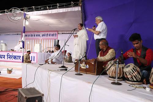 SNM Branch Sanyojak Shashi Anand from Gelgaum