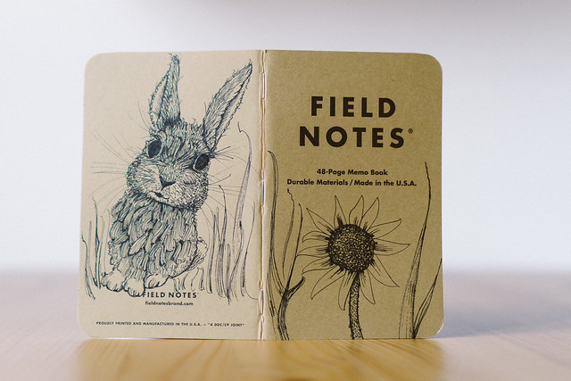 Field Notes #135