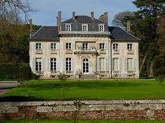 Château de Saint-Gratien (XVIIIème s.)