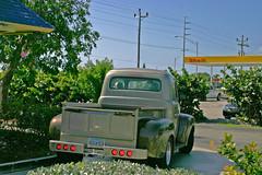 Old Ford Truck, City of Layton, Long Key, Florida Keys