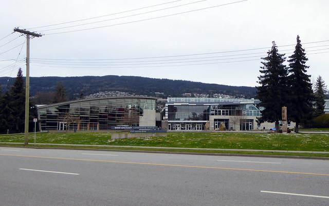 West Vancouver Community Centre, Panasonic DMC-ZS40