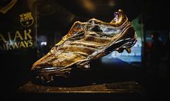 Messi's Golden Boot