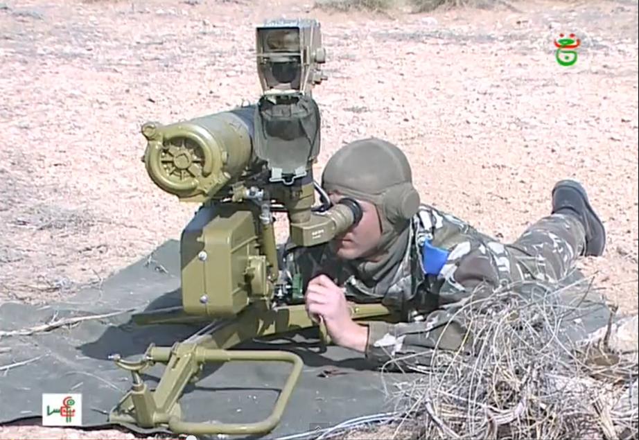 القوات البرية الجزائرية [  Missiles Anti-Chars ]   33997693586_d542b6df49_o