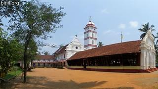 St. Thomas Archdiocesan Shrine Palayaur 4