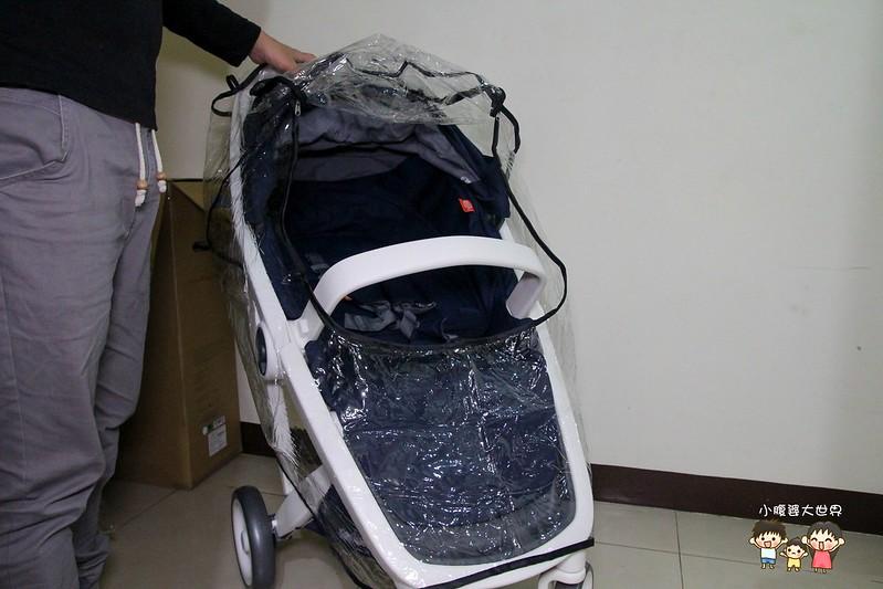 荷蘭Greentom經典嬰兒推車 076