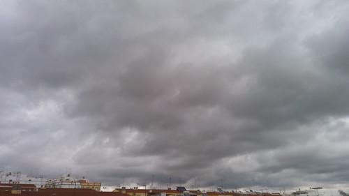 Nubes. Arahal (Sevilla)
