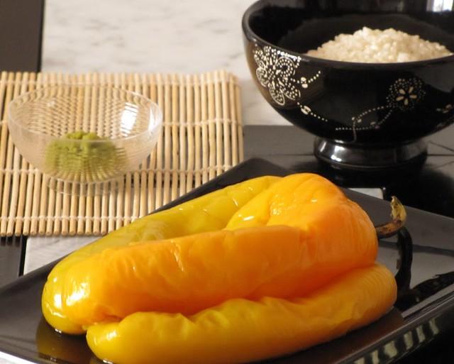 Sushi en Verrines