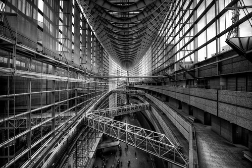 Tokyo International Forum - Glass Building