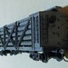 HO Scale US Navy Helium Tank Car