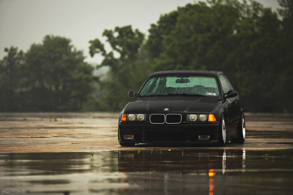 Domingo Neives // BMW E36 M3