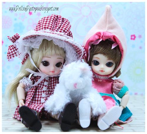 Little Angels by DollsinDystopia