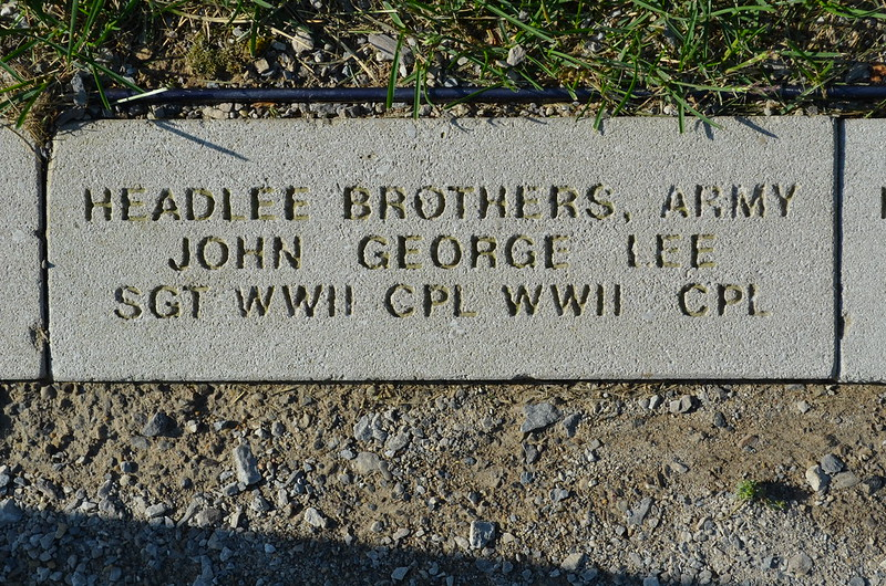 Headlee Bros. Lee, John.