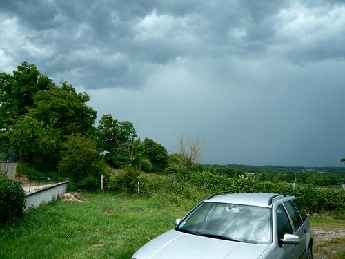 Methinks 'twill rain...2