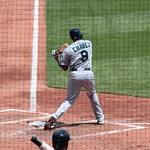 Chone Figgins RF #9 Seattle Mariners